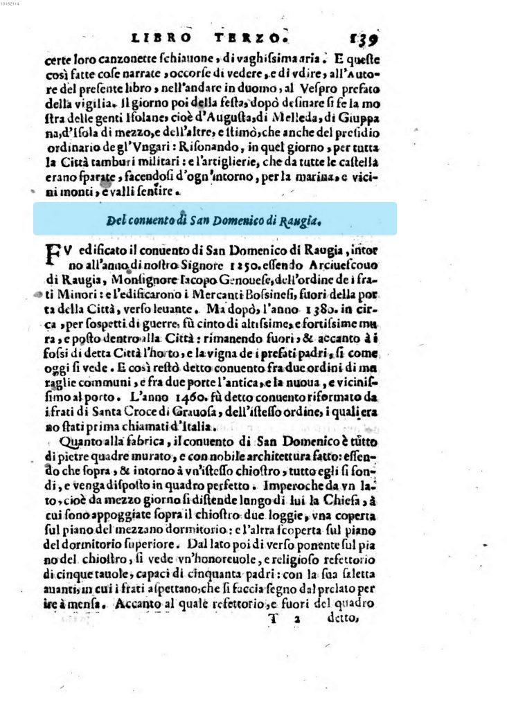 Razzi-Storia di Raugia [Lucca, 1595]_Page_156